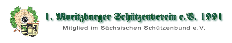 1. Moritzburger Schützenverein e.V. 1991